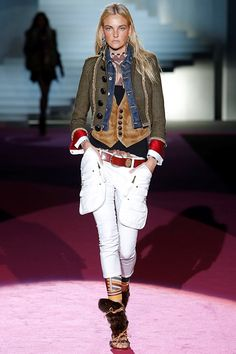 Dsquared² Fall 2015 Ready-to-Wear - Collection
