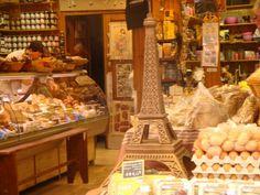 Rue Daguerre in Paris.