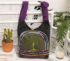 Tree of Life Sling Bag from TheAnimalRescueSite