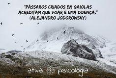 #ativapsicologia #consciencia #autotransformacao #autoconhecimento