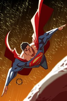Superman (Pendant issue 76 by theFranchize.deviantart.com on @deviantART)