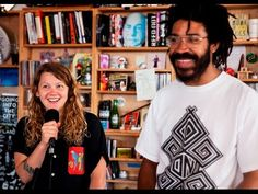 """Kate Tempest: NPR Music Tiny Desk Concert - Powerful poem """"War Music (After Logue)"""" about war and ptsd, at the beginning of this..."""