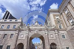 Royal Palace, Stockholm - Download From Over 34 Million High Quality Stock Photos, Images, Vectors. Sign up for FREE today. Image: 56652188