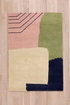 Char-Bea By Ashley G Abstract Rug