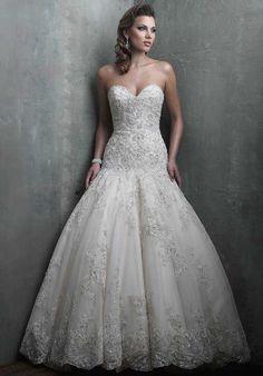 Allure couture wedding