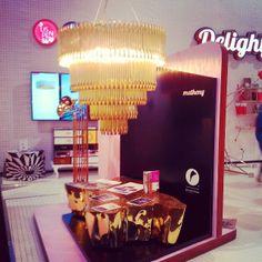 There are plenty of reasons to visit Delightfull at #maisonetobjet ! We are in Hall 8 Design a vivre! #Mo #Mo14 #maison objet #paris #interiordesign #trends http://www.delightfull.eu/