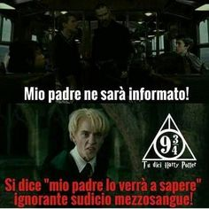 Read 14 from the story Curiosità su Harry Potter. e molto altro by (Miss Ackerman) with 439 reads. Harry Potter Wizard, Harry Potter Tumblr, Harry Potter Anime, Harry Potter Love, Harry Potter Fandom, Harry Potter Memes, Draco Malfoy, Desktop Wallpaper Harry Potter, Drarry
