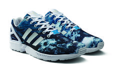 adidas Originals ZX Flux Photo Print