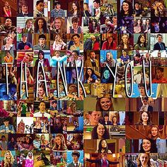 THANK For 3 great and awesome seasons and one awestruck final movie. Addictive Tv Shows, House Of Anubis, Mako Mermaids, Divergent, Pretty Little Liars, Tumblr Funny, Teen Wolf, Favorite Tv Shows, Collages