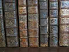 Old Book Elegance