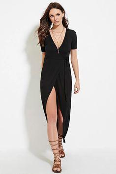 Wrap Maxi Dress | Forever 21 #spring