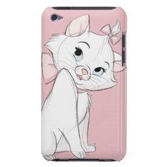 Marie Shy iPod Case-Mate Case