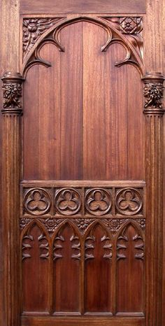 hand carved doors | Hand Carved Door