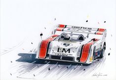 Porsche 917 10K by ~klem on deviantART