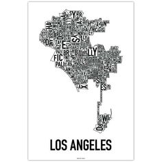 map of los angeles art - Google Search
