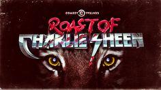 Roast of Charlie Sheen by Jonathan Kim, via Behance