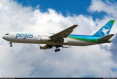 VP-BOZ Ikar Boeing 767-3G5(ER)