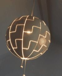 IKEA Death Star, best thing I bought today! Discovered it on 9GAG, thanks!