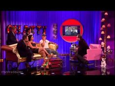 0045fc795441 Demi Lovato being interviewed and performing Cool For The Summer on Alan  Carr  Chatty Man