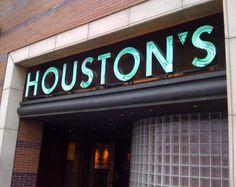 HOUSTON'S | HACKENSACK, NJ   Prime rib and loaded baked potato heaven, don't pass on the house salad.