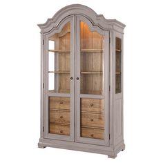 Brighton Display Cabinet