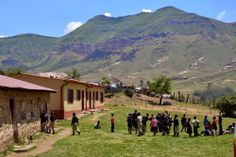 kami and the rest of the world: Sunday with Pictures: Drakensberg Mountains, South Africa and Lesotho