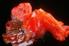 Wulfenite Red Cloud Mine