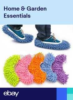 House Floor Foot Sock Shoe Mop Slipper Lazy Quick Polishing Cleaning Dust ME Floor Cleaning Mop, Cleaning Mops, Cleaning Blinds, Bathroom Cleaning, Cleaning Products, Cleaning Solutions, Washing Machine Cleaner, Clean Washing Machine, Color Dust