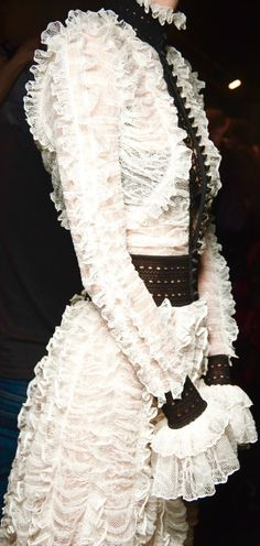 Rosamaria G Frangini | Black&White Desire | | BlackKaleidoscope |  Alexander McQueen