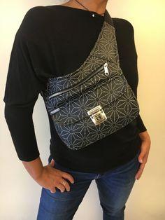 Exclusivo Bolso de Cadera bolso-riñonera-bandolera Black por CAOMKA