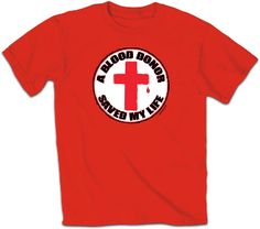 Jesus' blood is the right type for everyone - He's the universal donor! Let Him transform your life today with the power of His blood. This is my blood of the covenant, which is poured out for many for the forgiveness of sins.--Matthew 26:28  $17.99