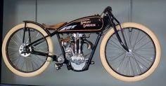 1932 Harley-Davidson Peashooter Boardtrack Racer by Caveman1a