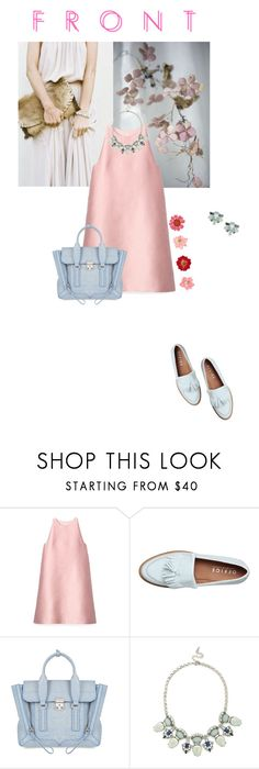 """""""a little game"""" by outfitx ❤ liked on Polyvore featuring Tory Burch, Office, 3.1 Phillip Lim, Sole Society and Dorothy Perkins"""