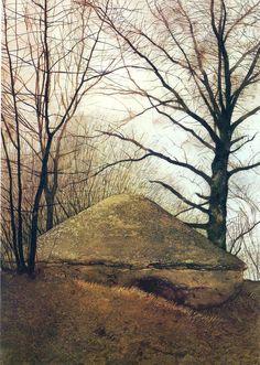 Root Cellar - Jamie Wyeth