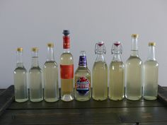 Making your own elderflower syrup is very popular in Switzerland. It's a great way to preserve some of those lovely spring smells – a closed bottle of syrup can be kept for an entire ye…