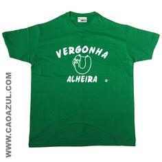 VERGONHA ALHEIRA