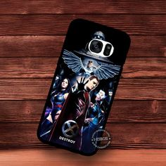 X Men Apocalypse - Samsung Galaxy S7 S6 S5 Note 7 Cases & Covers