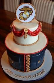 army retirement cakes - Google Search