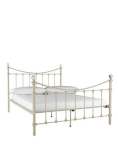 Isabella Metal Bed Frame, http://www.littlewoodsireland.ie/isabella-metal-bed-frame/1267883948.prd