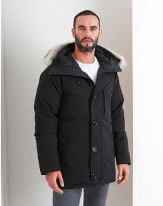 Canada Goose Chateau Parka jacket Black-