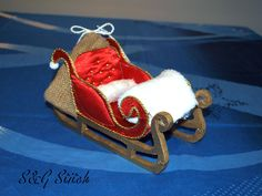 Santaschlitten DeLuxe!!