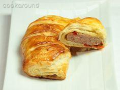 Rustico piccante con salsiccia: Ricette di Cookaround | Cookaround
