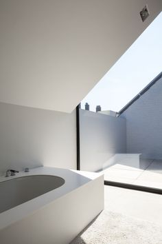 Piano Nobile  This new house was built on an open lot in between two houses dating from the second half...