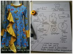49 Ideas sewing techniques dress fashion design for 2019 Sewing For Beginners Tutorials, Pattern Drafting Tutorials, Sewing Patterns Free, Clothing Patterns, Dress Design Patterns, Batik Dress, Pakistani Dress Design, Diy Dress, Sewing Clothes