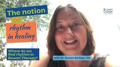 Manon Bolliger, ND, discusses Bowen Therapy moves which demonstrate the notion of rhythm in healing. Such moves include hammertoe . College Website, Respiratory System, Curriculum, Therapy, Healing, Social Media, Science, Education, Videos