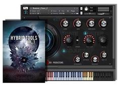 Hybrid Tools Vol.1 KONTAKT Team SYNTHiC4TE | Jan 28 2014 | 1.03 GB The Hybrid Tools Experience Hybrid Tools Vol. 1 is our second hybrid scoring tool and