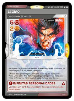 Fabian Balbinot - MagicJebb: Marvel Battle Scenes - Conheça Legião, o poderoso ...