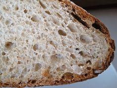 Close up of Poilane's Bread