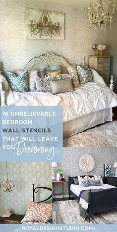 463 best stenciled painted walls images in 2019 royal design rh pinterest com