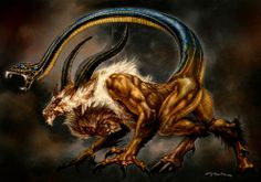 Chimera Mythology | Chimera » chimera101